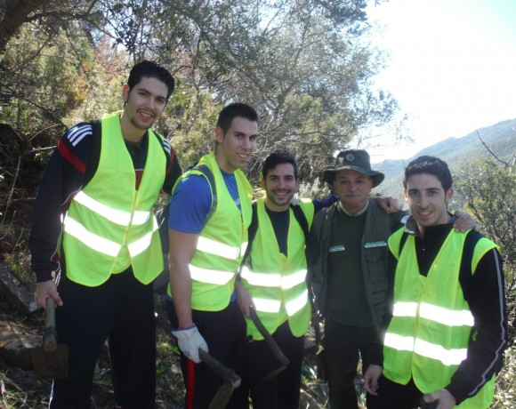 voluntarios